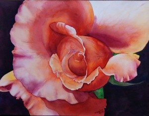 Unfurling Beauty, sold at the PVH show last month.
